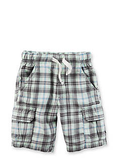 Carter's® Pull-On Cargo Shorts Boys 4-7