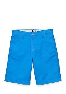 J. Khaki Flat Front Short Boys 8-20