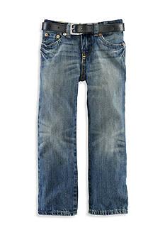 Ralph Lauren Childrenswear Slim Denim Jean Mott Boys 4-7