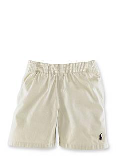 Ralph Lauren Childrenswear Cotton Twill Shorts Boys 4-7