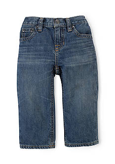 Ralph Lauren Childrenswear Slim Fit Denim Pants Boys 4-7