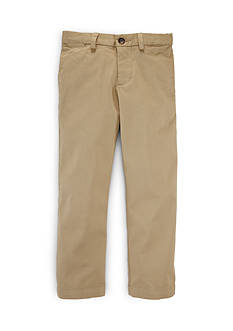 Ralph Lauren Childrenswear Cotton Chino Suffield Pants Boys 4-7