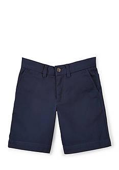 Ralph Lauren Childrenswear Cotton Twill Prospect Shorts Boys 4-7