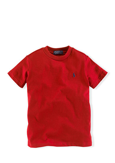 Ralph Lauren Childrenswear Classic Cotton Tee Boys 4-7