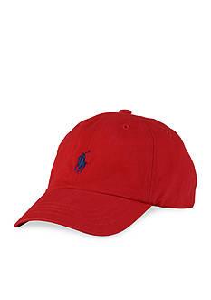 Ralph Lauren Childrenswear Classic Sport Cap Boys 4-7