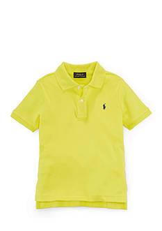 Ralph Lauren Childrenswear Short Sleeve Polo Boys 4-7