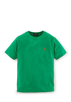Ralph Lauren Childrenswear Short Sleeve Crewneck Tee Boys 4-7