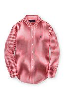 Ralph Lauren Childrenswear Gingham Oxford Shirt