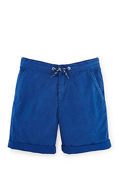 Ralph Lauren Childrenswear Cotton Canvas Shorts Boys 4-7