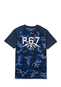 Ralph Lauren Childrenswear Camo Shirt Boys 4-7