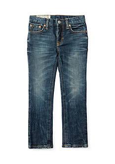 Ralph Lauren Childrenswear Slim-Fit Distressed Jeans Boys 4-7