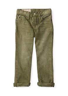Ralph Lauren Childrenswear Slim Fit Jeans Boys 4-7