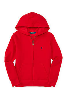 Ralph Lauren Childrenswear Fleece Full-Zip Hoodie Boys 4-7