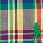 Baby & Kids: Ralph Lauren Childrenswear All Dressed Up: Yellow Ralph Lauren Childrenswear Poplin Plaid Shirt Boys 4-7