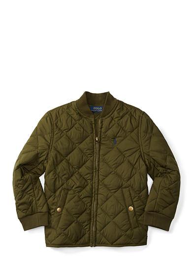Ralph Lauren Childrenswear Quilted Jacket Boys 4-7