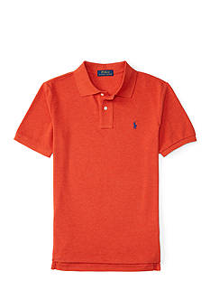 Polo Ralph Lauren Mesh Short Sleeve Polo Boys 4-7