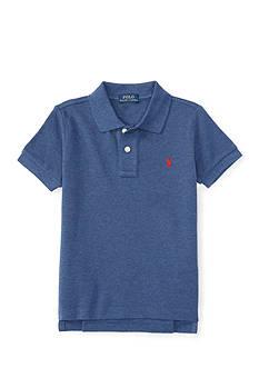 Polo Ralph Lauren Mesh Short Sleeve Polo Boys 4-7