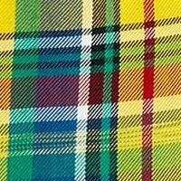Ralph Lauren Boys: Yellow/ Royal Multi Ralph Lauren Childrenswear Madras Cotton Twill Work shirt Boys 4-7