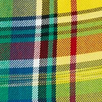 Ralph Lauren Boys: Royal/Navy/Multi Ralph Lauren Childrenswear Madras Cotton Twill Work shirt Boys 4-7