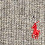 Little Boys Hoodies: Battalion Heather Ralph Lauren Childrenswear Cotton-Blend Hoodie Boys 4-7