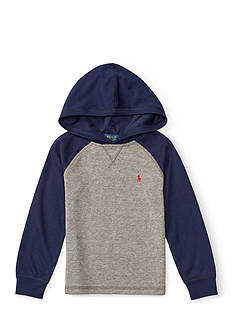 Ralph Lauren Childrenswear Cotton-Blend Hoodie Boys 4-7