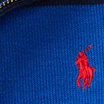 Little Boys Sweaters: Sapphire Star Multi Ralph Lauren Childrenswear French Rib Stripe Pullover Boys 4-7