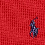 Little Boys Sweaters: Cruise Red Ralph Lauren Childrenswear Waffle Long-Sleeve Half Zip Boys 4-7