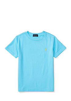 Ralph Lauren Childrenswear Neon Jersey Tee Boys 4-7