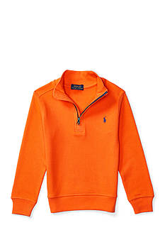 Ralph Lauren Childrenswear Waffle-Knit Cotton Pullover Boys 4-7