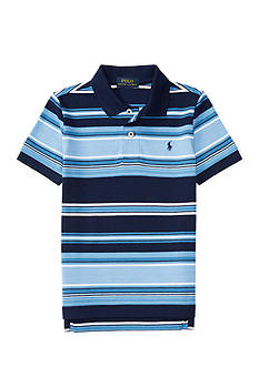 Ralph Lauren Childrenswear Basic Mesh Short Sleeve Top Boys 4-7