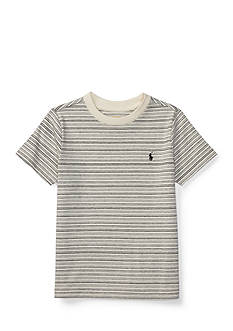 Ralph Lauren Childrenswear Jersey Tee Boys 4-7