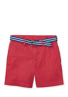 Ralph Lauren Childrenswear Chino Short Boys 4-7