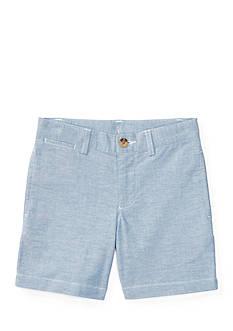 Ralph Lauren Childrenswear Oxford Short Boys 4-7