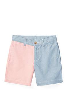 Ralph Lauren Childrenswear Patchwork Short Boys 4-7