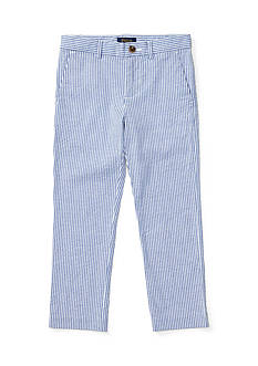 Ralph Lauren Childrenswear Seersucker Pants Boys 4-7