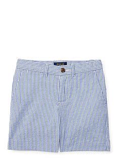 Ralph Lauren Childrenswear Seersucker Short Boys 4-7