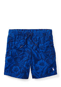 Ralph Lauren Childrenswear Polpin Pull On Shorts Boys 4-7