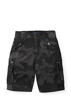 Ralph Lauren Childrenswear Camo Cargo Shorts Boy 4-7