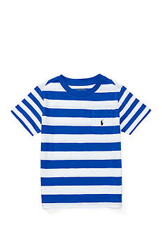 Polo Ralph Lauren Striped Pocket Tee Boys 4-7