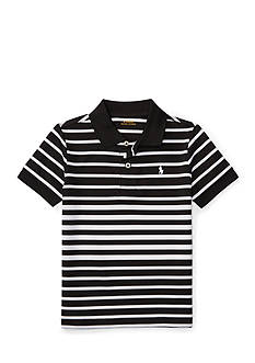 Ralph Lauren Childrenswear Tech Mash Polo Shirt Boys 4-7