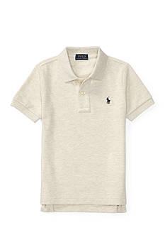 Ralph Lauren Childrenswear Cotton Mesh Polo Shirt Boys 4-7