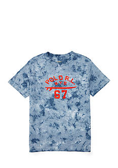 Polo Ralph Lauren Cotton Graphic Tee Boys 4-7