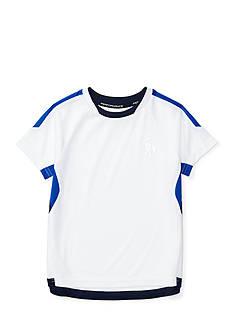 Ralph Lauren Childrenswear Tech Mesh Polo Shirt Boys 4-7
