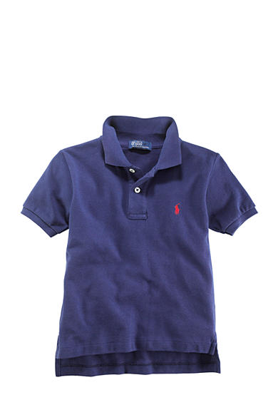 Ralph Lauren Childrenswear Mesh Polo - Boys 8-20