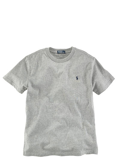 Ralph Lauren Childrenswear Solid Crewneck Tee Boys 8-20