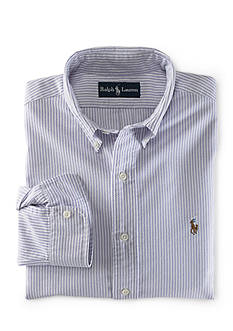 Ralph Lauren Childrenswear Stripe Oxford Shirt Boys 8-20