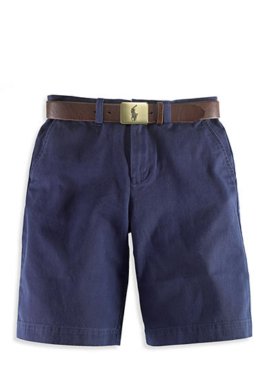 Ralph Lauren Childrenswear Prospect Cotton Twill Shorts Boys 8-20