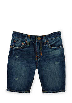 Ralph Lauren Childrenswear Porter Wash Denim Shorts Boys 8-20