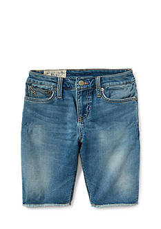 Ralph Lauren Childrenswear Faded Jean Shorts Boys 8-20