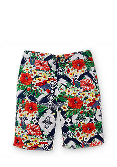 Ralph Lauren Childrenswear Floral Twill Shorts Boys 8-20